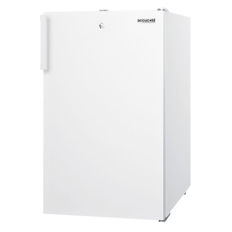 Accucold FF511LBI7 4.1 cu ft Undercounter Refrigerator w/ (1) Section & (1) Door, 115v