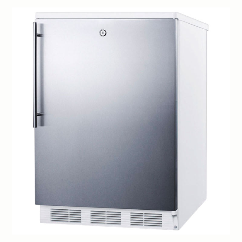 Accucold FF7LBISSHV Undercounter Medical Refrigerator - Locking, 115v
