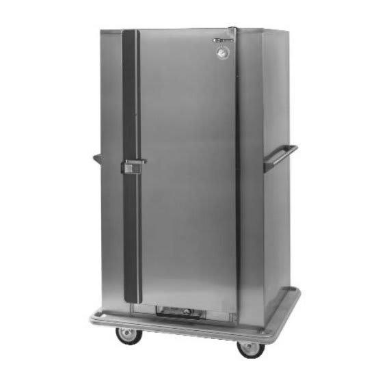 Carter-Hoffmann BB100 Heated Banquet Cabinet, 120 Plate Capacity, Stainless