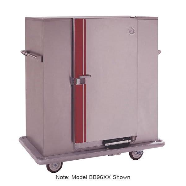 Carter-Hoffmann BB120X Heated Banquet Cabinet, 144-Plate Capacity, Stainless