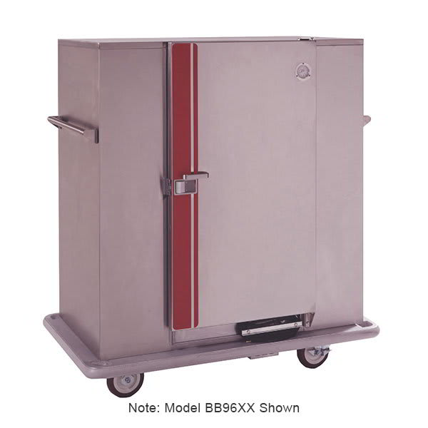 "Carter-Hoffmann BB150X Heated Banquet Cabinet, (180) 12"" Plate Capacity, Stainless"