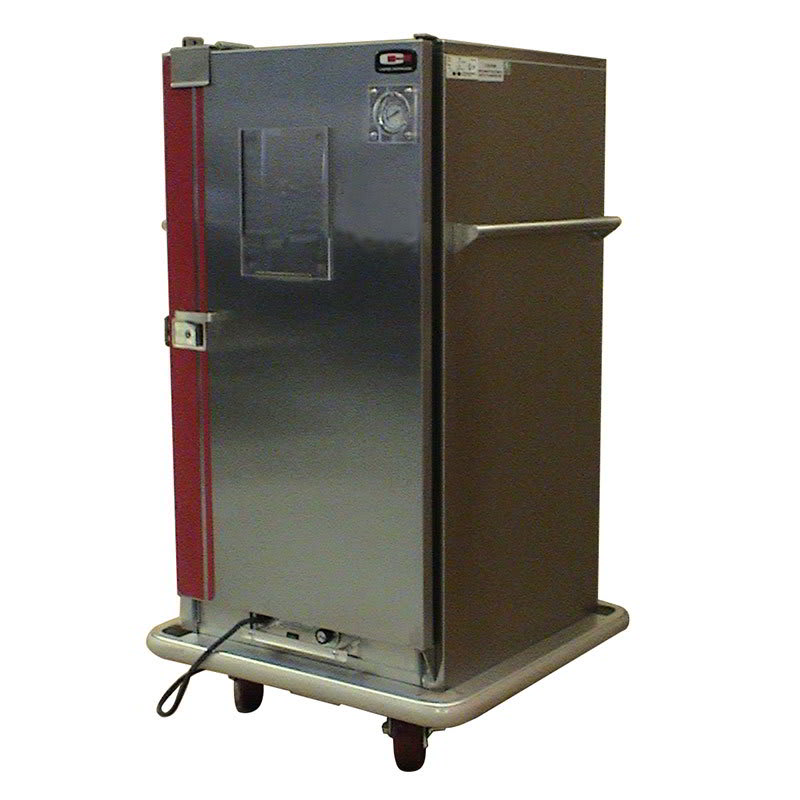 Carter-Hoffmann BB48 Heated Banquet Cabinet w/ 60 Plate Capacity, Stainless