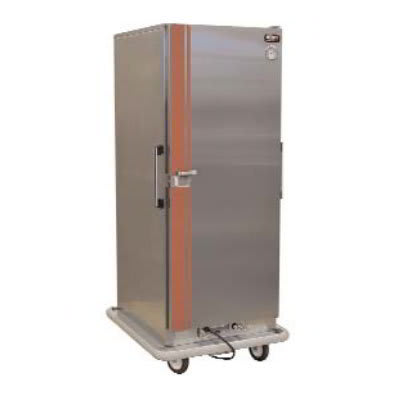 Carter-Hoffmann BB64 Heated Banquet Cabinet w/ 80 Plate Capacity, Stainless