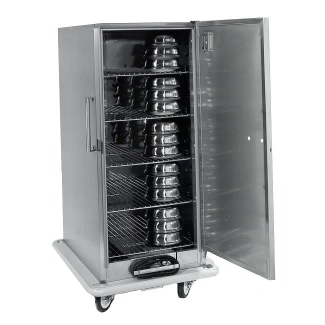 Carter-Hoffmann BB90 Heated Banquet Cabinet w/ Bottom Mount Heat Unit, 90-Plates