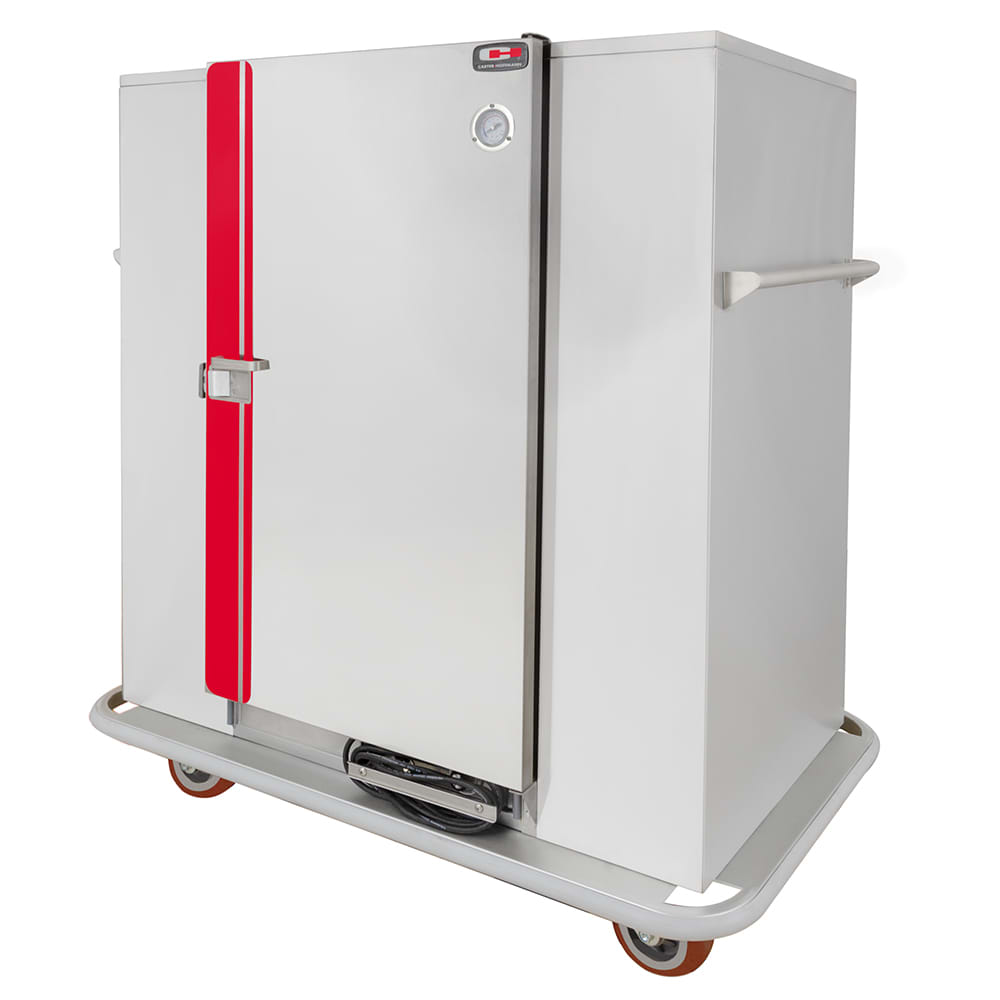 "Carter-Hoffmann BB96 Heated Banquet Cabinet, (120) 10.5"" Plate Capacity, Stainless"