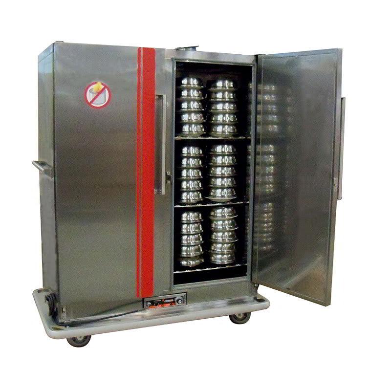 Carter-Hoffmann BR120 Heated Banquet Cabinet w/ Heat Retention, 120-Plate Capacity