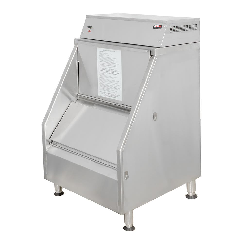 Carter-Hoffmann CW2E Chip Warmer w/ Forced Air Heating & Gravity Feed, 22-Gal