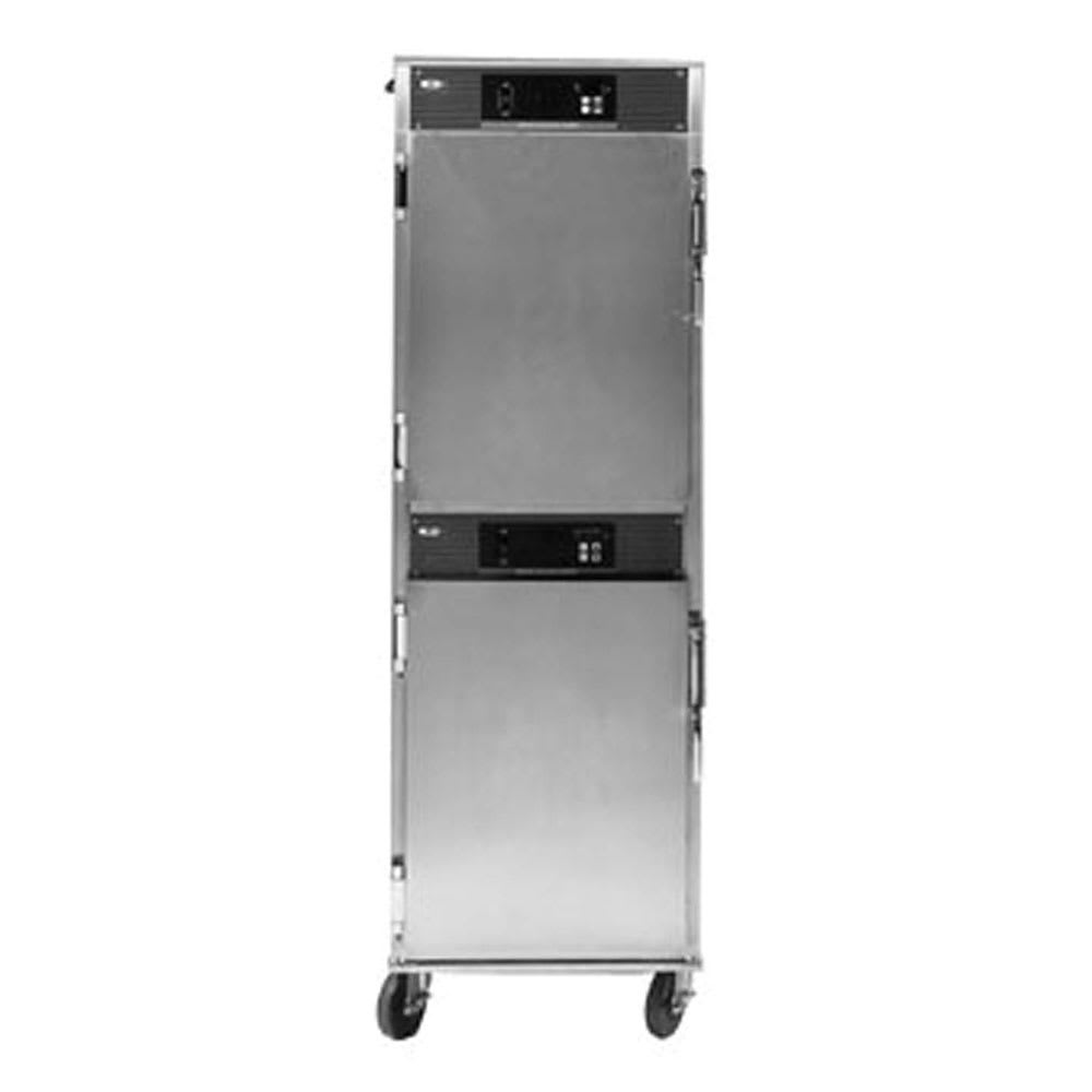 Carter-Hoffmann HL8-12 Full Height Insulated Mobile Heated Cabinet w/ (12) Pan Capacity, 120v