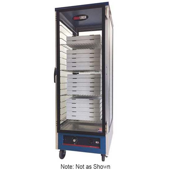 Carter-Hoffmann HLM1-14 3/4-Height Mobile Heated Cabinet w/ (14) Pan Capacity, 120v