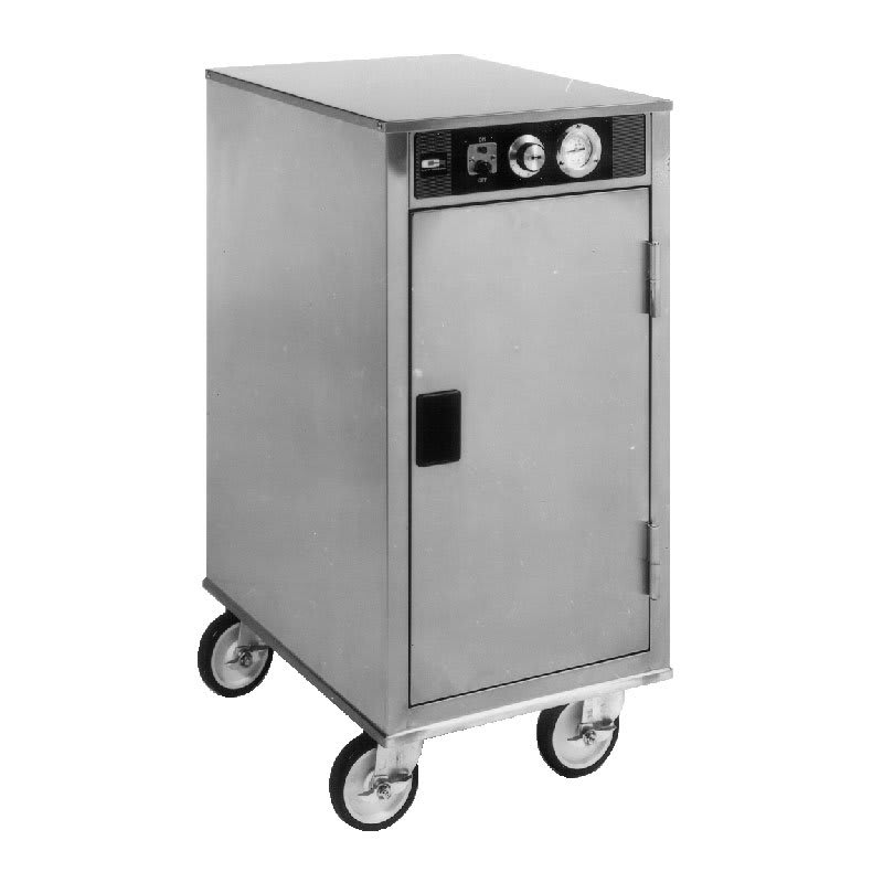 Carter-Hoffmann PH129 1/2 Height Insulated Mobile Heated Cabinet w/ (9) Pan Capacity, 120v