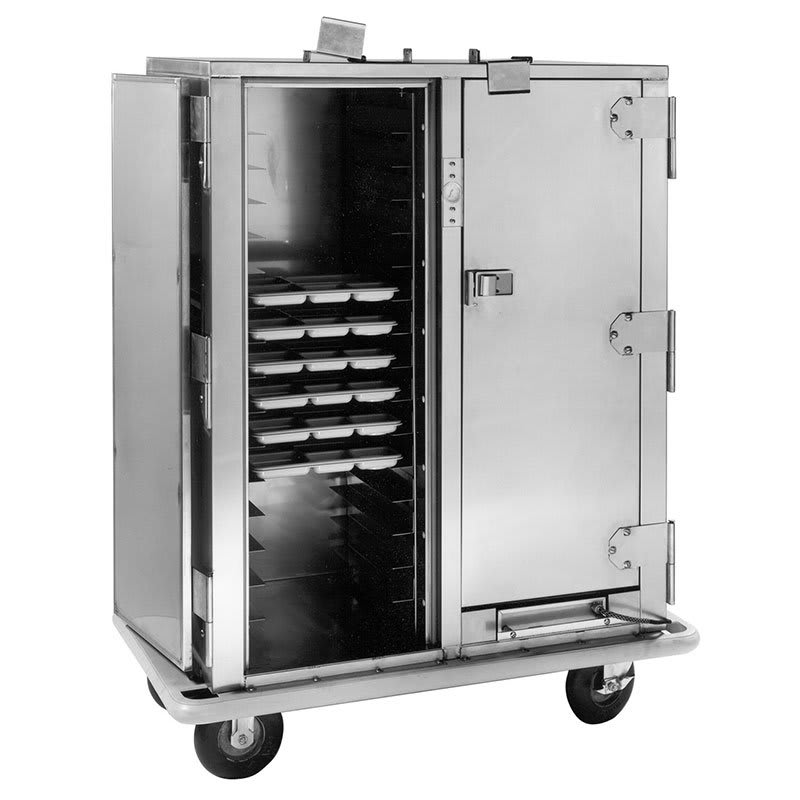 Carter-Hoffmann PH1420 3/4-Height Mobile Heated Cabinet w/ (30) Tray Capacity, 120v