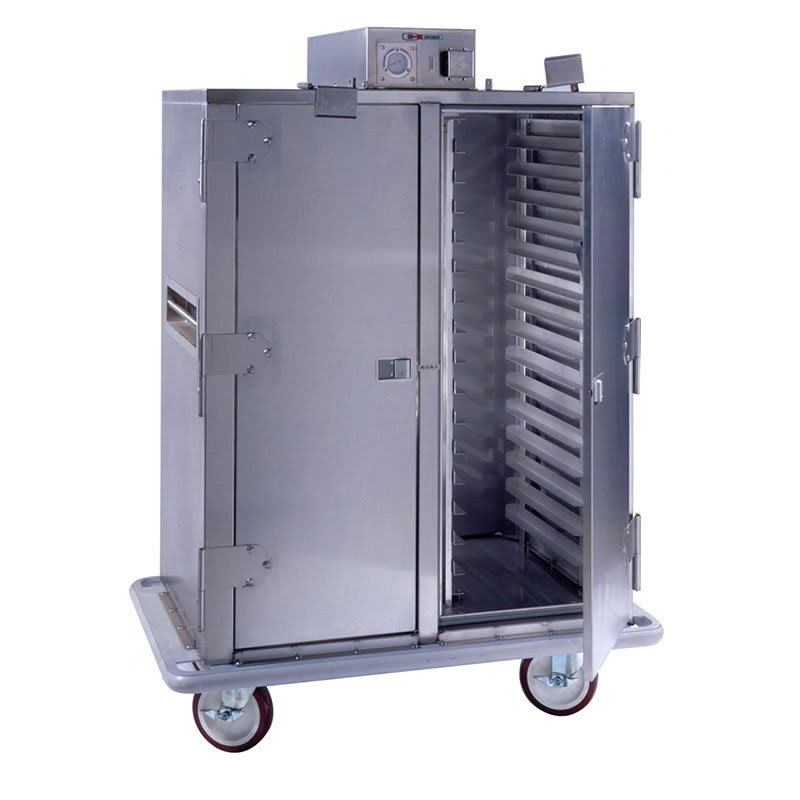 Carter-Hoffmann PH1470 Full Height Mobile Heated Cabinet w/ (30) Tray Capacity, 120v