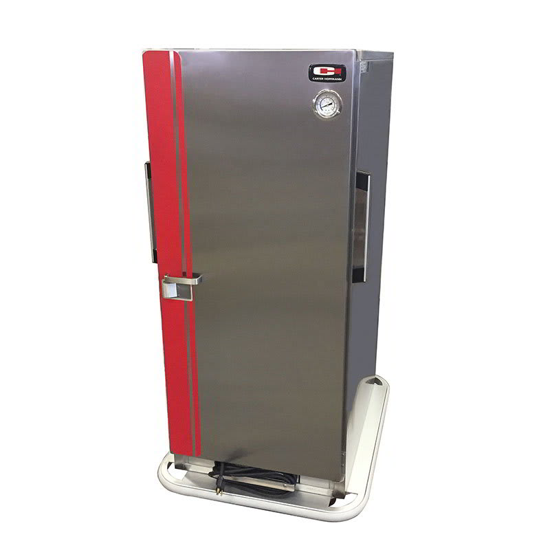 Carter-Hoffmann PH1800 3/4 Height Insulated Mobile Heated Cabinet w/ (29) Pan Capacity, 120v