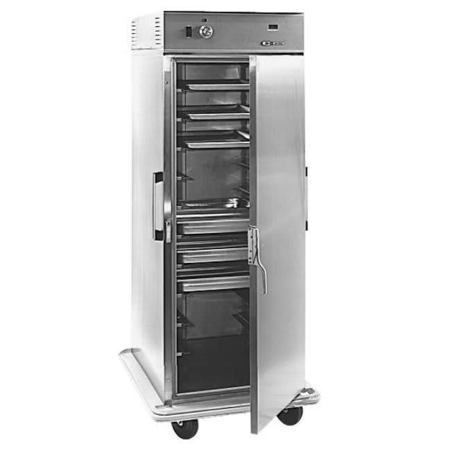 Carter-Hoffmann PH1835 Full Height Insulated Mobile Heated Cabinet w/ (12) Pan Capacity, 120v