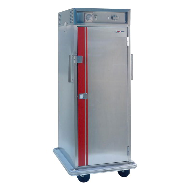 Carter-Hoffmann PH1840 Full Height Insulated Mobile Heated Cabinet w/ (16) Pan Capacity, 120v