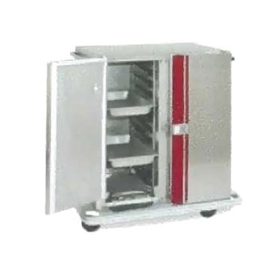 Carter-Hoffmann PH1860 3/4 Height Insulated Mobile Heated Cabinet w/ (25) Pan Capacity, 120v
