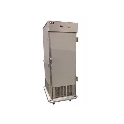 "Carter-Hoffmann PHB12DS 31.5"" Single Section Mobile Refrigerator, (1) Solid Door, 120v"