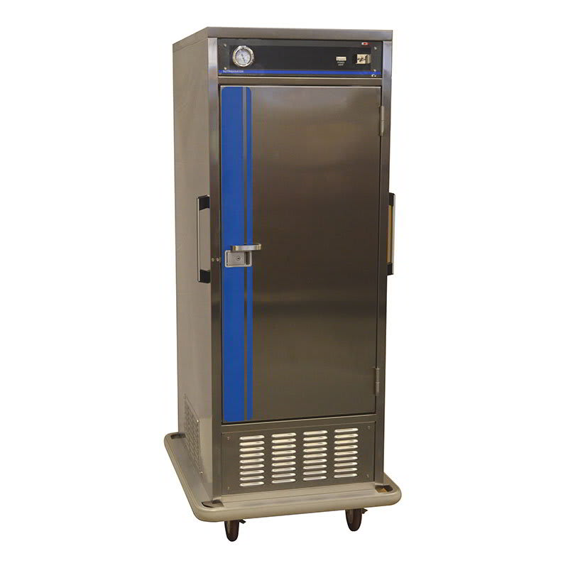 Carter-Hoffmann PHB480HE 12 Tray Refrigerated Meal Delivery Cart, 120v