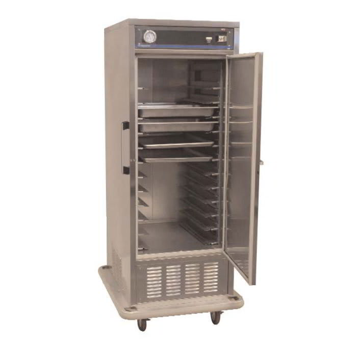 Carter-Hoffmann PHF825 12-Tray Freezer Meal Delivery Cart, 120v