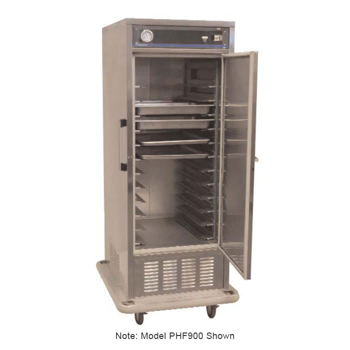 Carter-Hoffmann PHF900 30-Tray Freezer Meal Delivery Cart, 120v