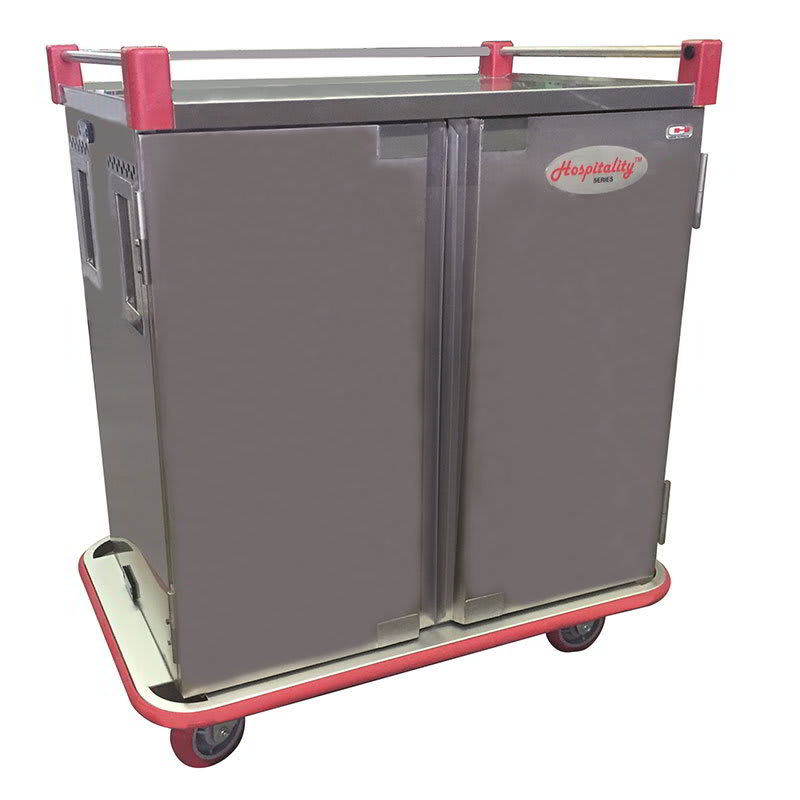 Carter-Hoffmann PTDST16 16-Tray Ambient Meal Delivery Cart