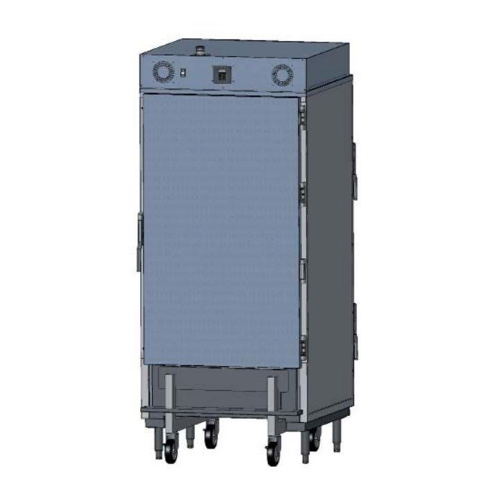 Carter-Hoffmann RTB202S Roll-In Heated Holding Cabinet for Eloma, Blodgett, & Huono Racks, 208v/1ph