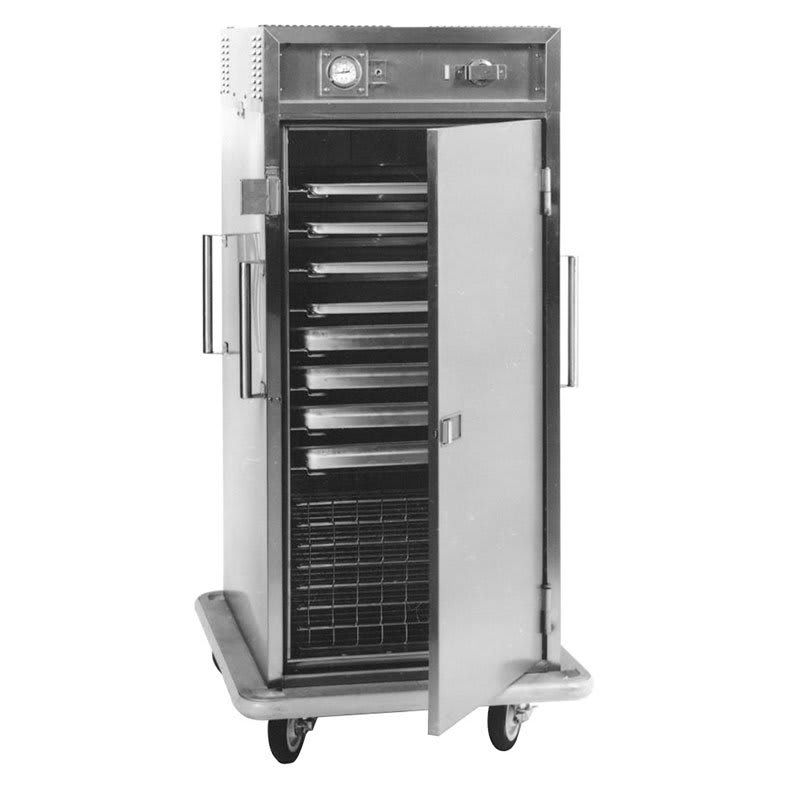 Carter-Hoffmann ST1820 12 Tray Heated Meal Delivery Cart, 120v