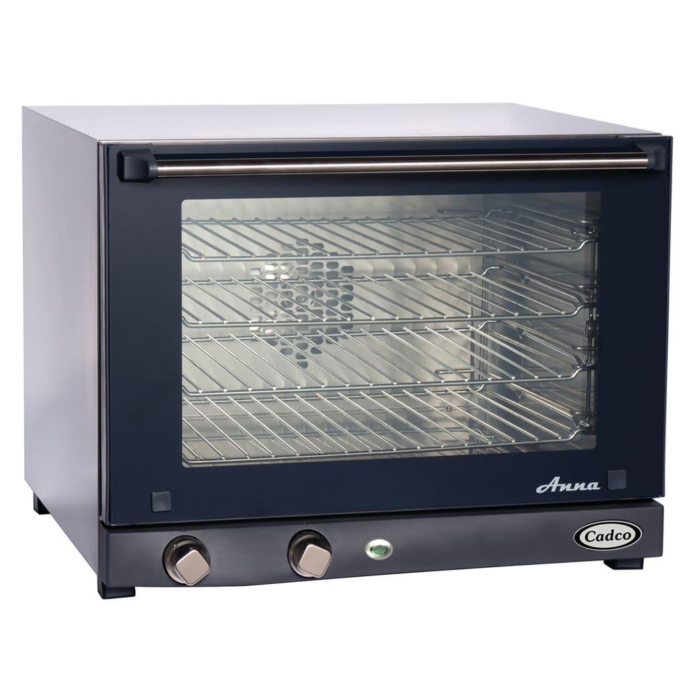 Cadco OV-023 Half-Size Countertop Convection Oven, 208-240v/1ph