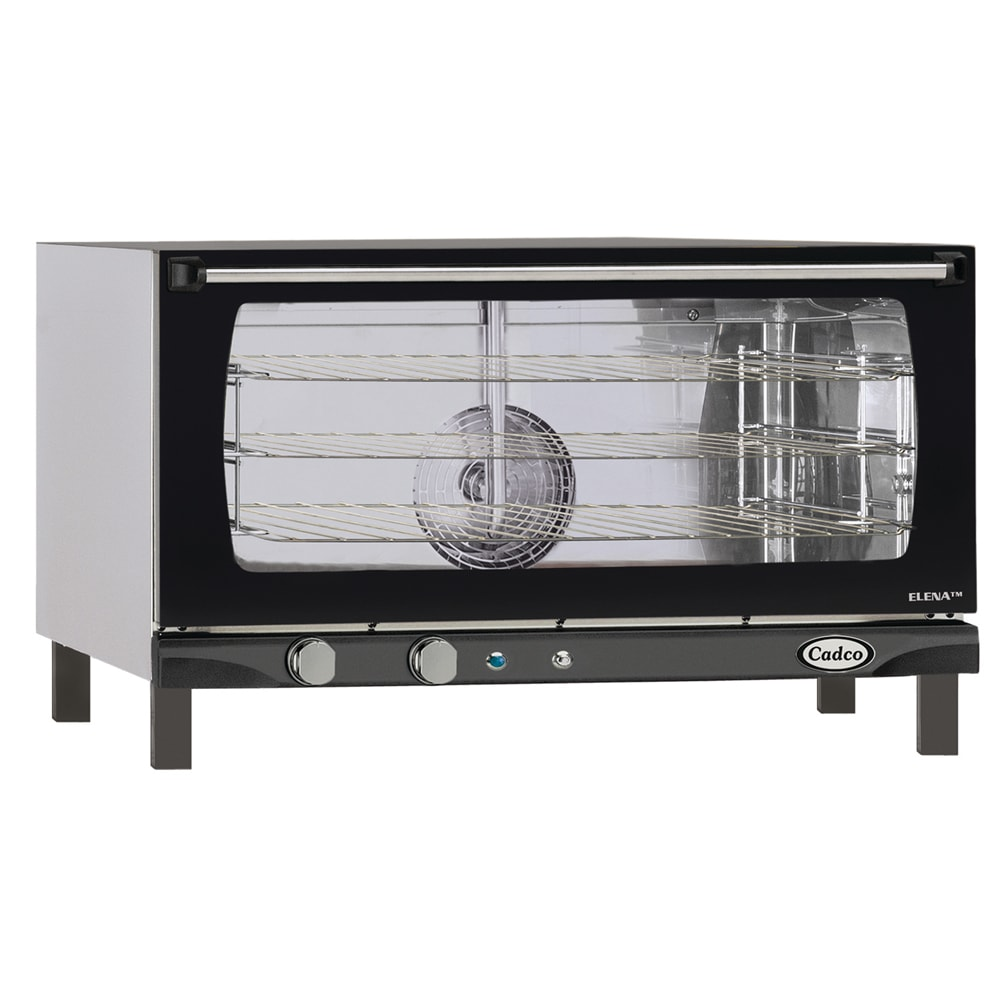 Cadco XAF-183 Full-Size Countertop Convection Oven, 208 240v/1ph