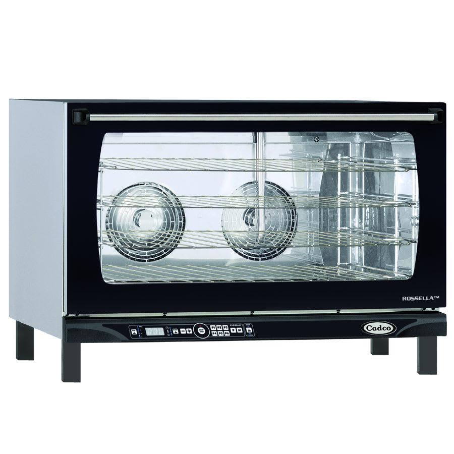 Cadco XAFT-195 Full-Size Countertop Convection Oven, 208-240v/1ph