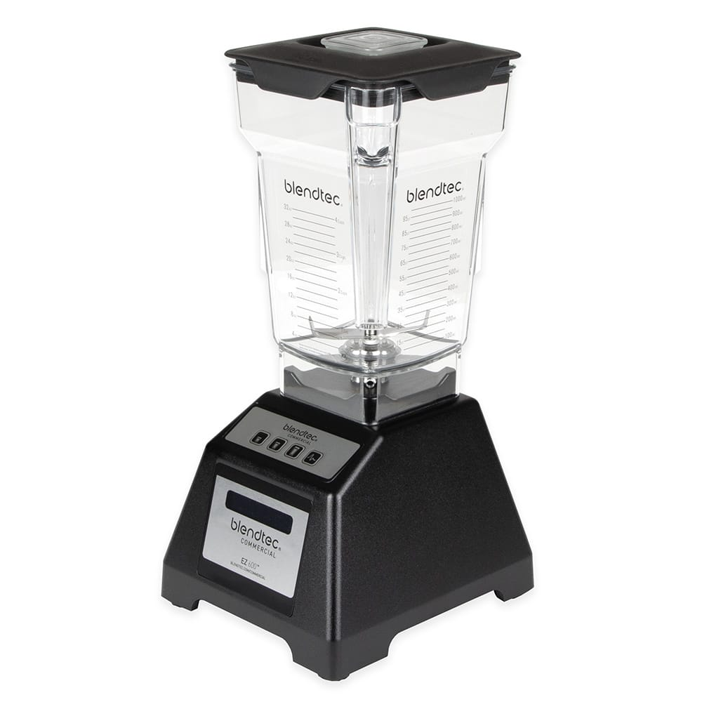 Blendtec E600A0801-A1GA1A Countertop Drink Blender w/ Polycarbonate Container, Programmable