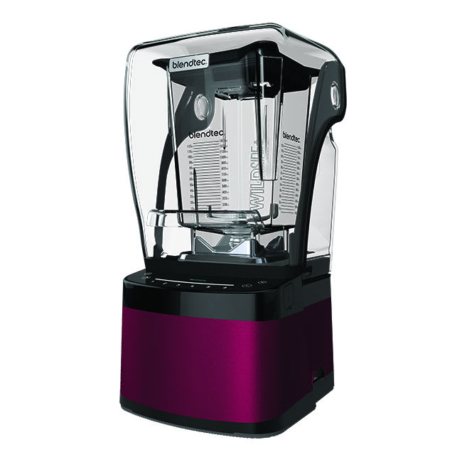 Blendtec S875C2904-B1GB1D Countertop All Purpose Blender w/ Polycarbonate Container, Programmable