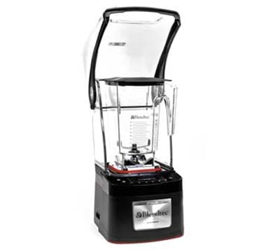 Blendtec STEALTHWST-CQB1 Countertop Blender Package w/ 3-qt Wildside & 1-qt Twister Jars, Soft Lids
