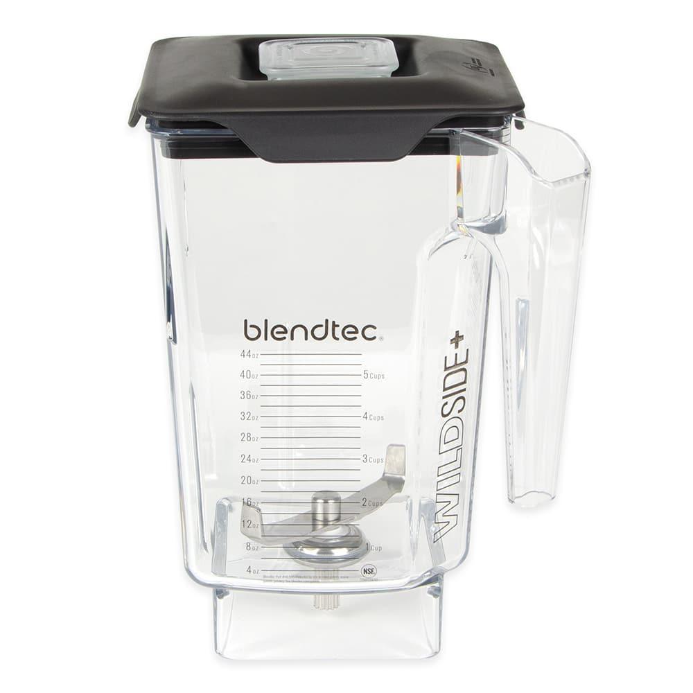 Blendtec WILDSIDE-V 3-qt Wildside Jar w/ Vented Gripper Lid & Wingtip Blade