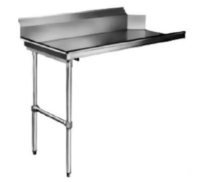 """CMA CL-26 26"""" Clean Dishtable for On Machine Left, R to L Operation"""