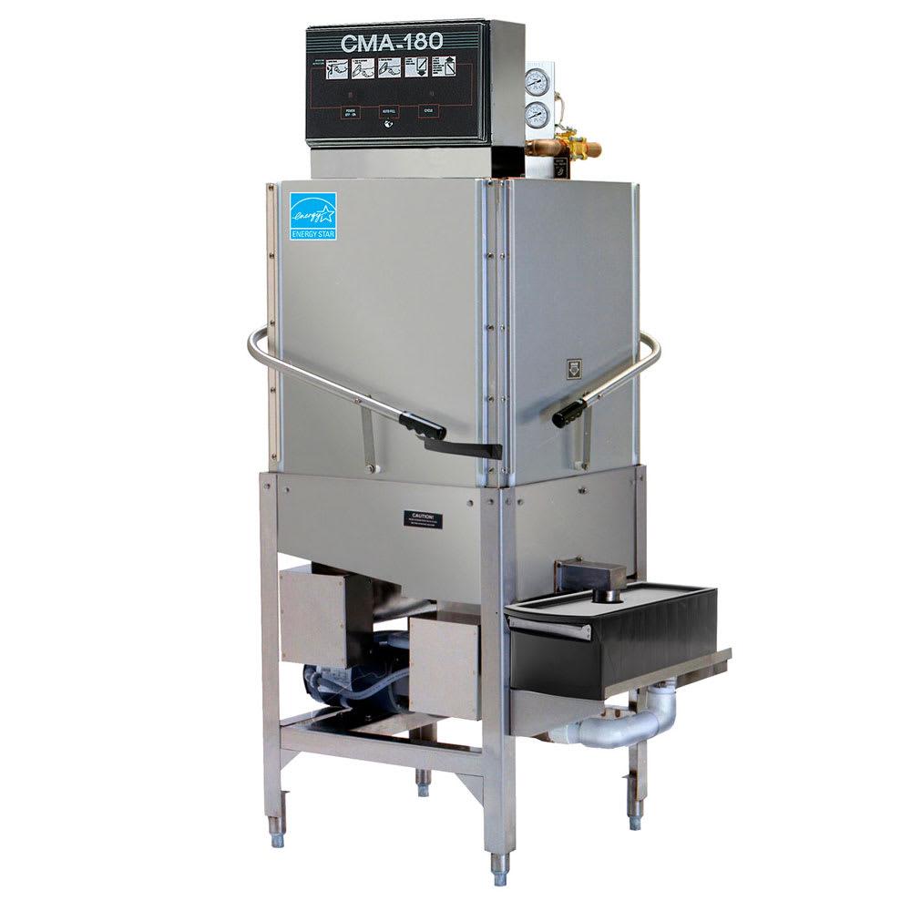 CMA CMA-180C High Temperature Door Type Dishwasher w/ No Booster Heater, 208v/1ph