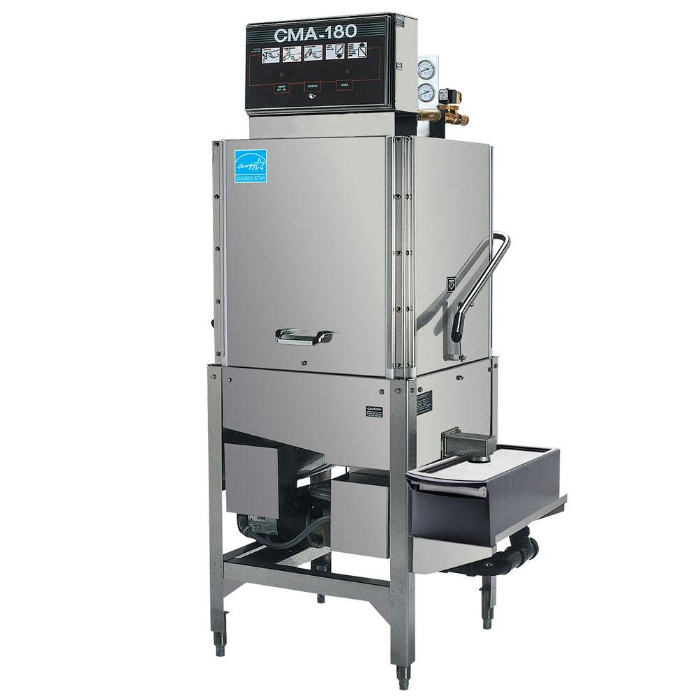 CMA CMA-180S High Temp Door Type Dishwasher w/ No Booster, 208v/1ph