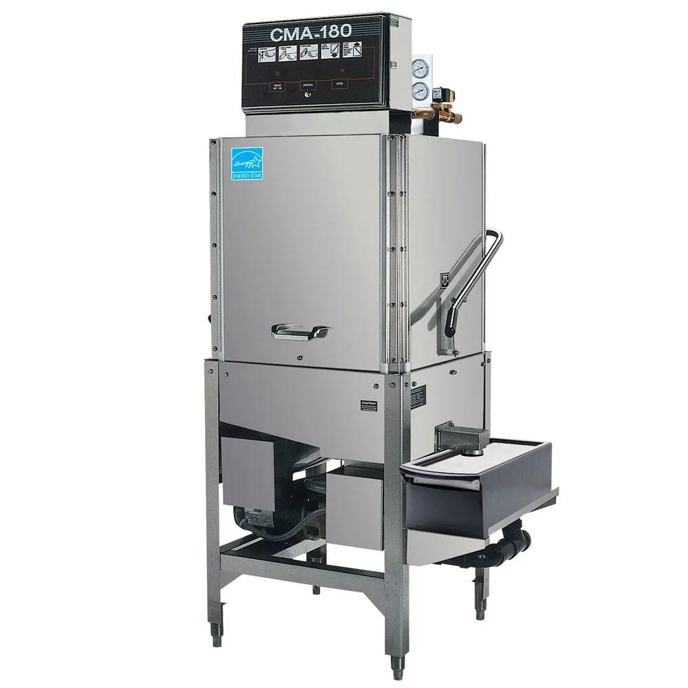CMA CMA-180S High Temp Door Type Dishwasher w/ No Booster, 240v/3ph