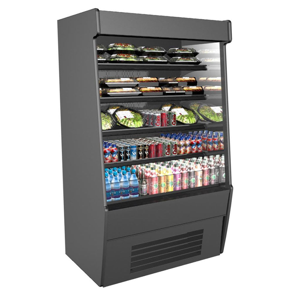 "Structural Concepts CO67R-E3 71.25"" Vertical Open Air Cooler w/ (5) Levels, 208-240v/1ph"