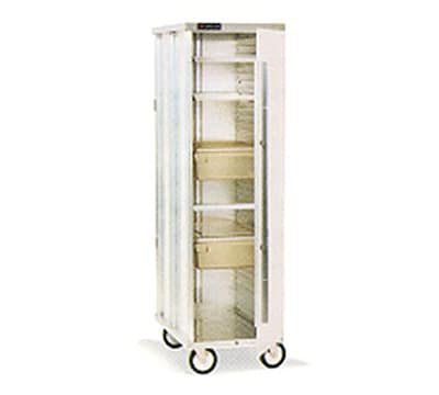 Cres Cor 150-1838-DZ Full Height Mobile Heated Cabinet w/ (38) Pan Capacity