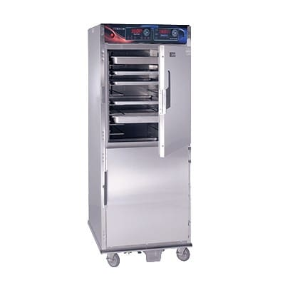 Cres Cor CO-151-FWUA-12DE Full-Size Cook and Hold Oven w/ (12) Universal Slides, 208v/3ph