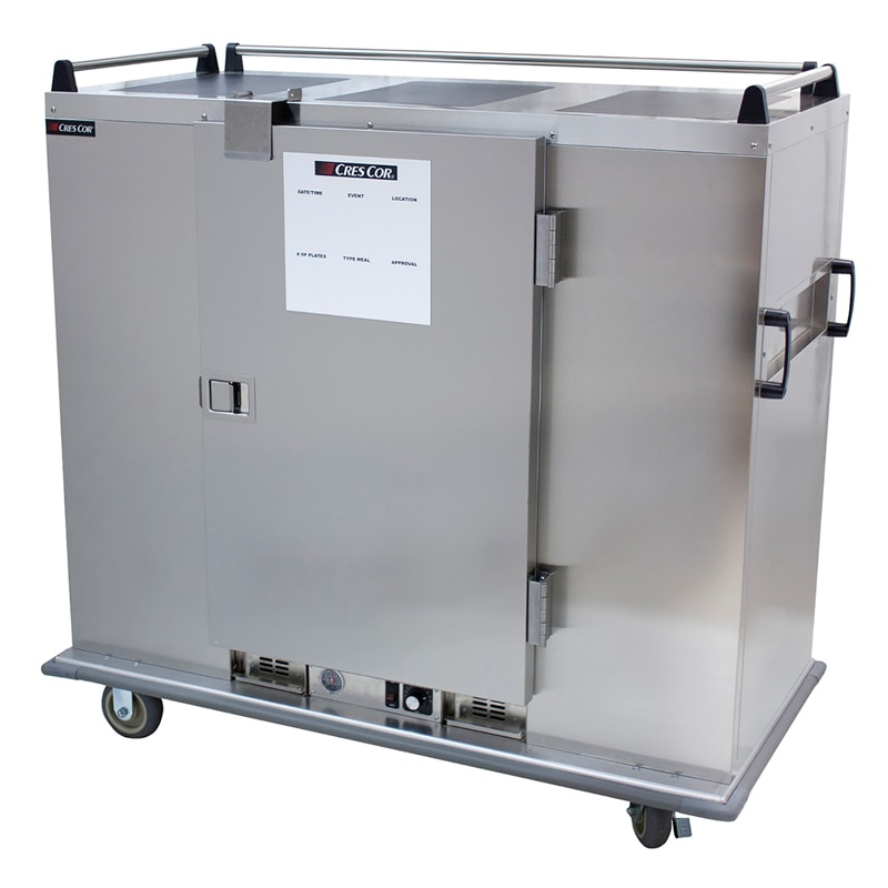 Cres Cor EB-150A Heated Banquet Cabinet w/ 150 Plate Capacity, 120v
