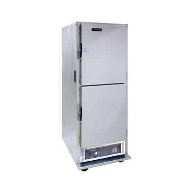 Cres Cor H-135-SUA-11 Full Height Mobile Heated Cabinet w/ (11) Pan Capacity, 120v