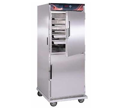 Cres Cor H-137-SUA-12D Full Height Insulated Mobile Heated Cabinet w/ (12) Pan Capacity, 120v