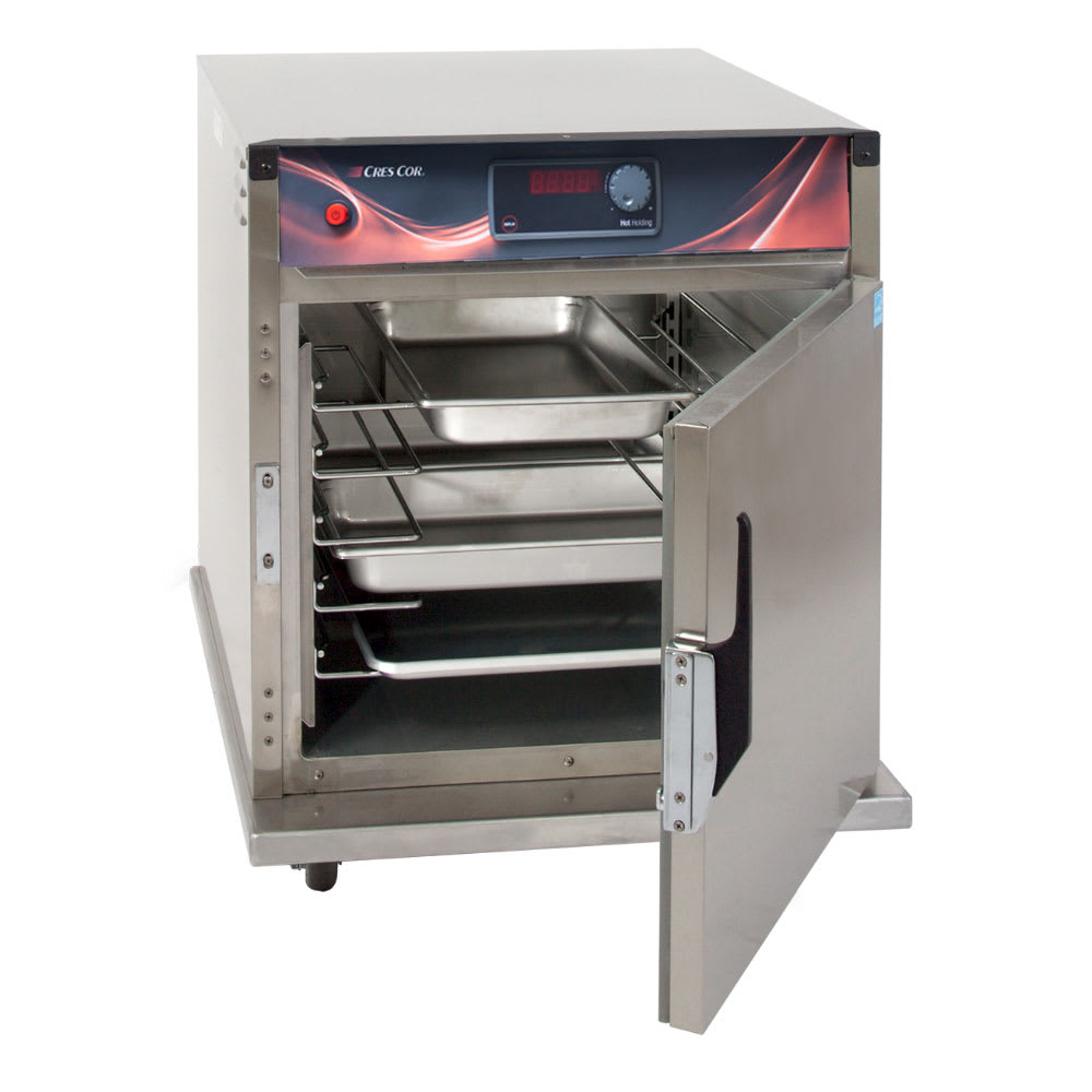 Cres Cor H-137-SUA-5D Undercounter Insulated Mobile Heated Cabinet w/ (5) Pan Capacity, 120v