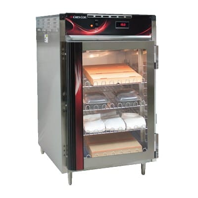 Cres Cor H-138-NPS-CC1MC5Q Half Height Insulated Heated Proof & Hold Cabinet w/ (4) Shelves, 120v