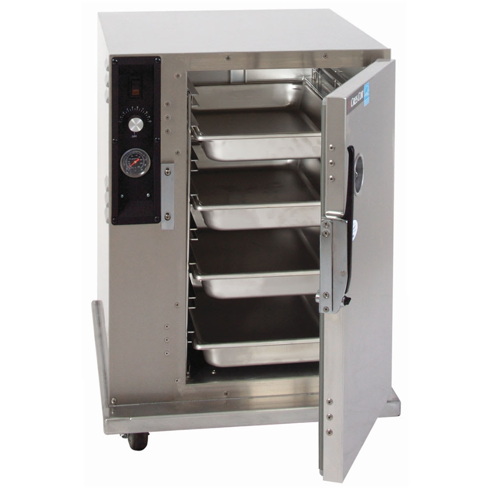 Cres Cor H-339-X-12-188C Undercounter Insulated Mobile Heated Cabinet w/ (8) Pan Capacity, 120v