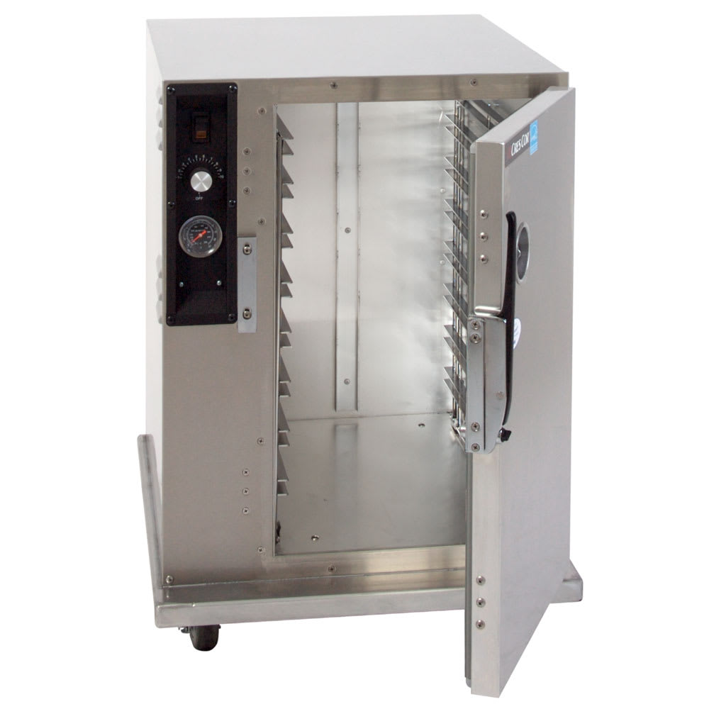 Cres Cor H-339-X-128C Undercounter Mobile Heated Cabinet w/ (8) Pan Capacity, 120v
