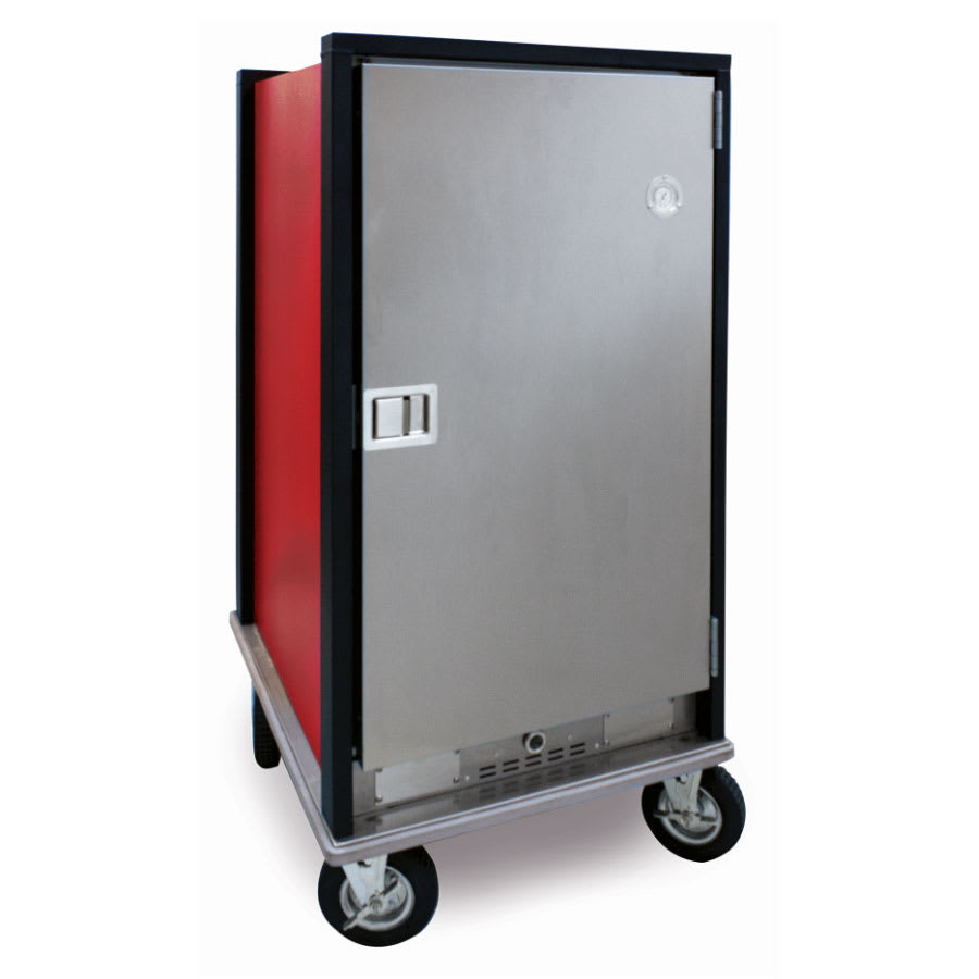 Cres Cor HC1-UA-11 3/4 Height Insulated Mobile Heated Cabinet w/ (11) Pan Capacity