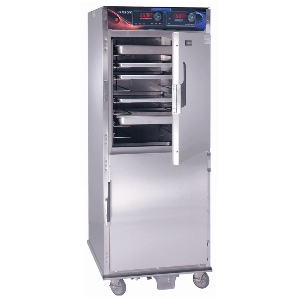 Cres Cor RO-151-FWUA-18DE Full-Size Cook and Hold Oven, 208v/1ph